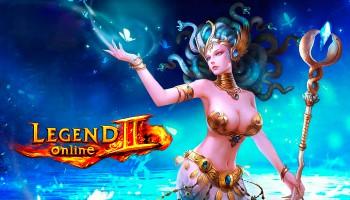 Legend Online 2 - бесплатная онлайн игра