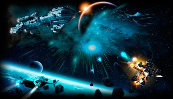 Звездная Федерация - бесплатная онлайн игра