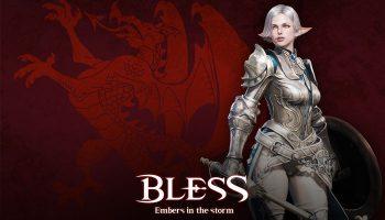 Bless - бесплатная онлайн игра