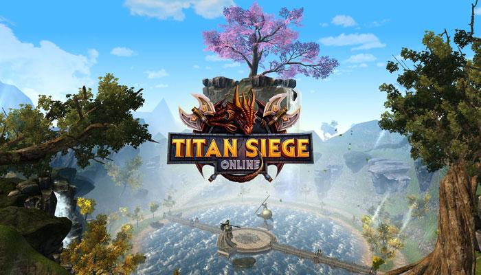 Titan Siege - бесплатная онлайн игра