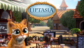 Uptasia - бесплатная онлайн игра