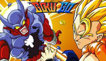 Goku GO - бесплатная онлайн игра