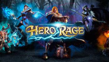 Hero Rage - бесплатная онлайн игра