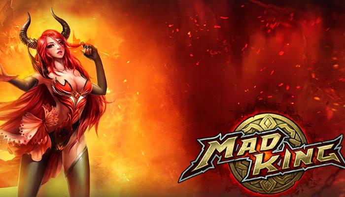 Mad King - бесплатная онлайн игра