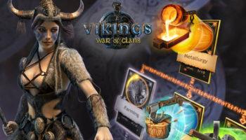 Викинги: Война кланов - бесплатная онлайн игра