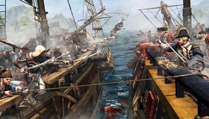 Лучшие 5 игр про морские сражения на ПК - бесплатная онлайн игра