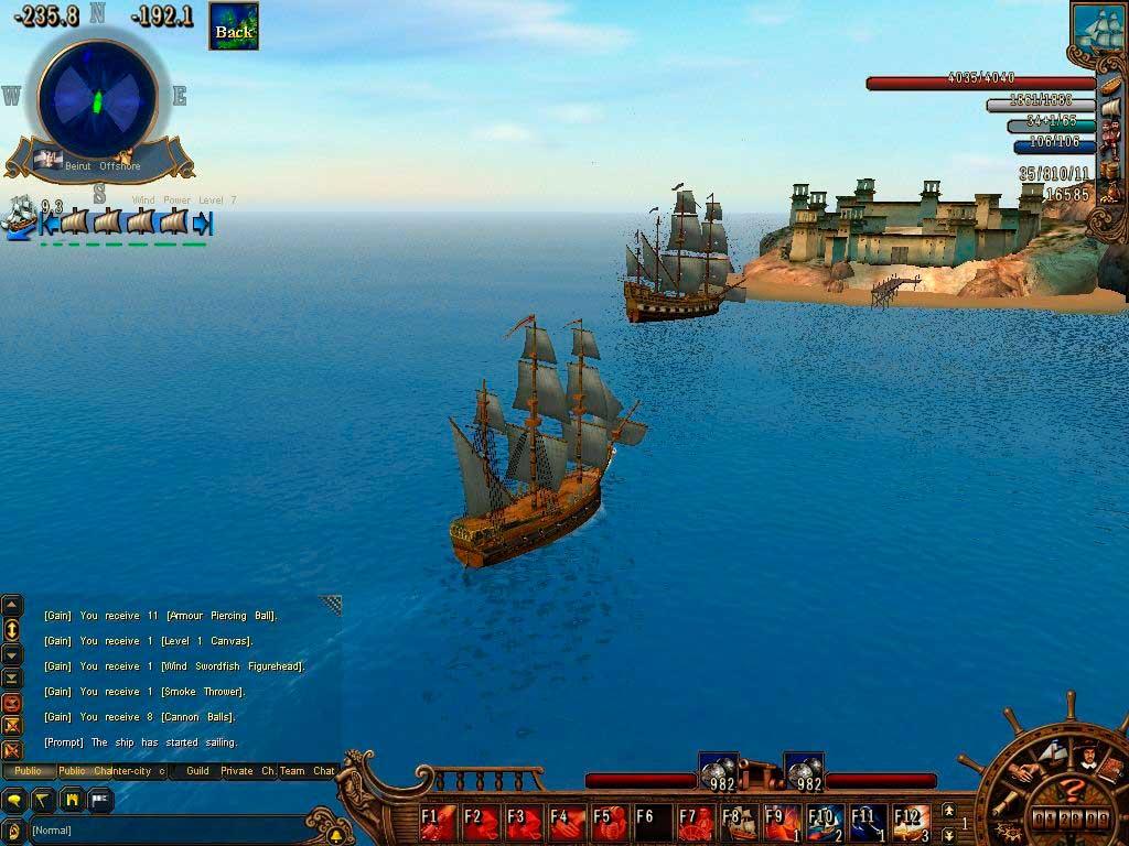 Корабль Игру Бесплатна