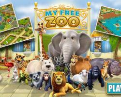 My Free Zoo - браузерный симулятор зоопарка