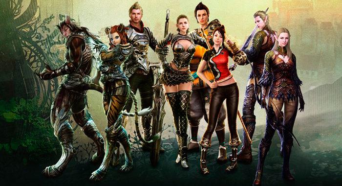 ArcheAge - фэнтезийная ролевая онлайн игра