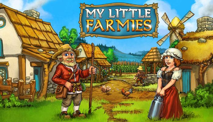My Little Farmies - онлайн игра