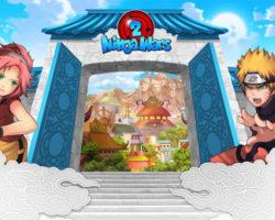 Ninja Wars 2 - онлайн игра
