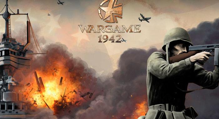 Wargame 1942 - онлайн игра