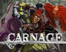 Carnage - браузерная онлайн игра