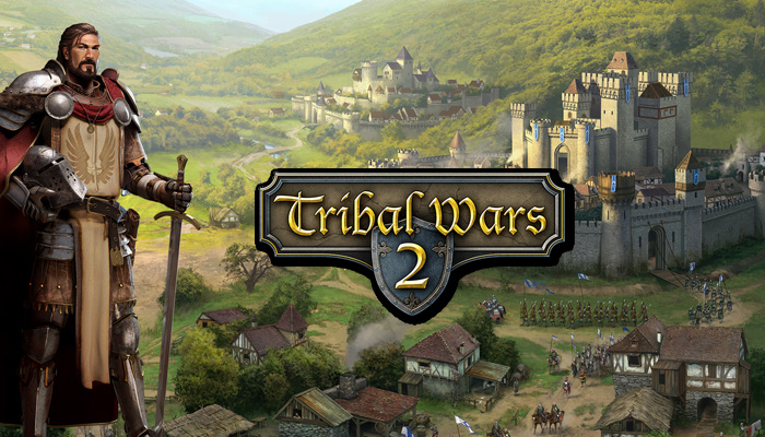 Tribal Wars 2 - браузерная игра про Средневековье