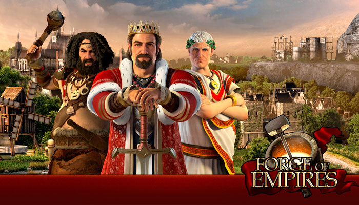 Forge of Empires - онлайн игра