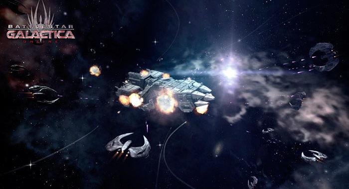 Battlestar Galactica Online - онлайн игра
