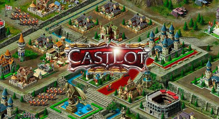 Castlot - онлайн игра