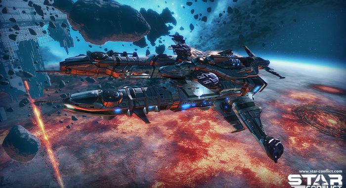 Star Conflict - онлайн игра
