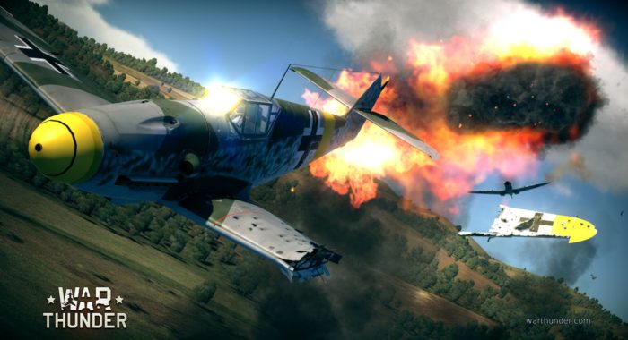 War Thunder - онлайн игра