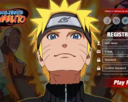 Naruto Ultimate Online - бесплатная онлайн игра