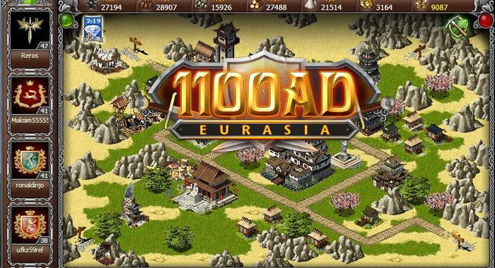 Онлайн игра 1100ad