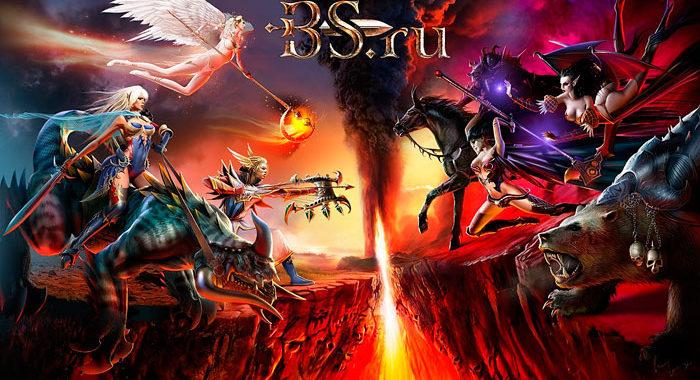 Blood and Soul - онлайн игра