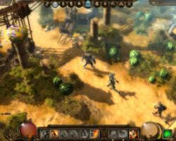 Drakensang Online - браузерная игра