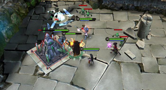 Alvegia Online - онлайн игра