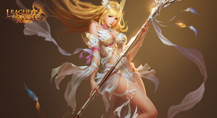 League of Angels - онлайн игра