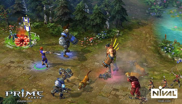 Prime World - онлайн игра