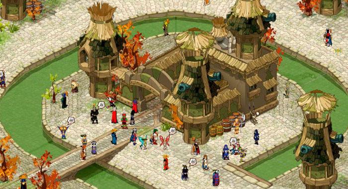 Dofus - браузерная онлайн игра