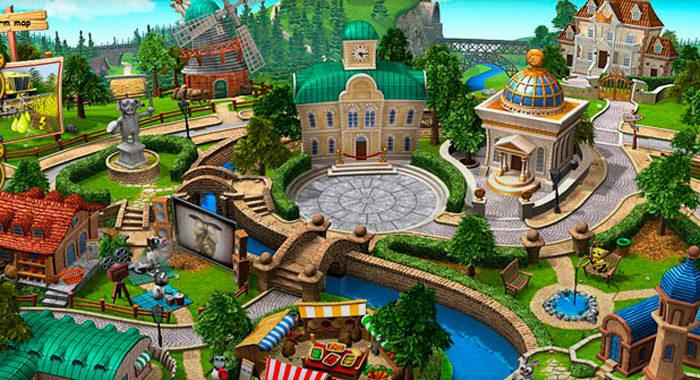 Farmerama - онлайн игра ферма