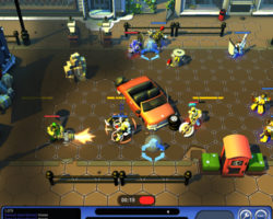 GunSwords Tin Soldiers - онлайн игра