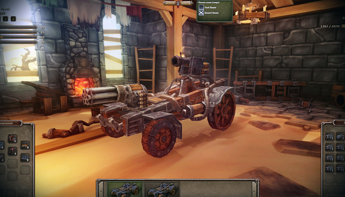 Badland Bandits - онлайн игра