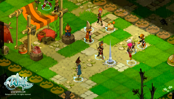 Wakfu - онлайн игра