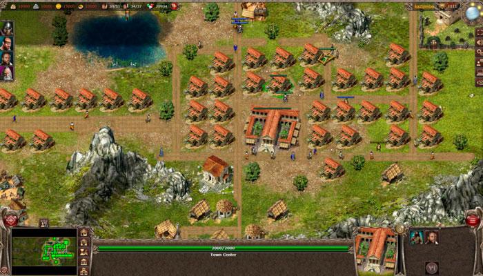 Strategoria - онлайн игра