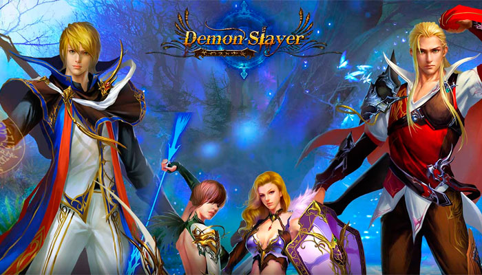 Demon Slayer - онлайн игра