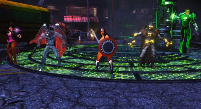 Infinite Crisis - онлайн игра