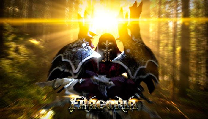 Fragoria - онлайн игра