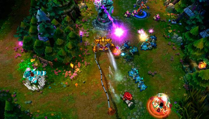 League of Legends - онлайн игра