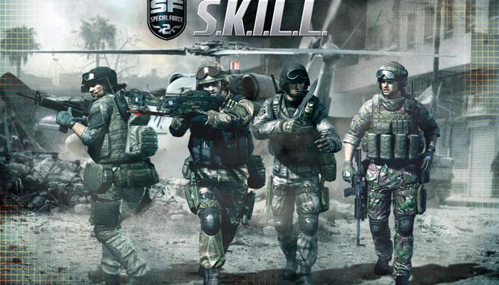 SKILL Special Force 2 - онлайн игра