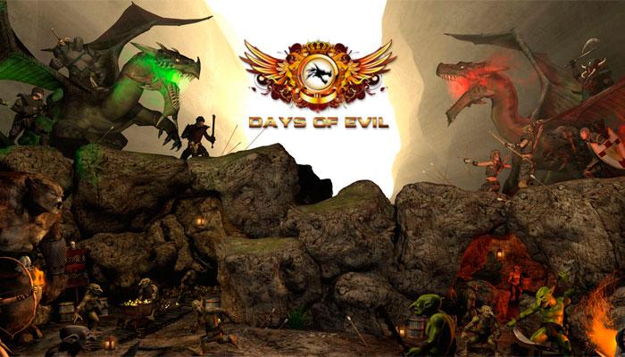 Days of Evil - онлайн игра