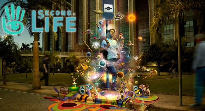 Second Life - онлайн игра