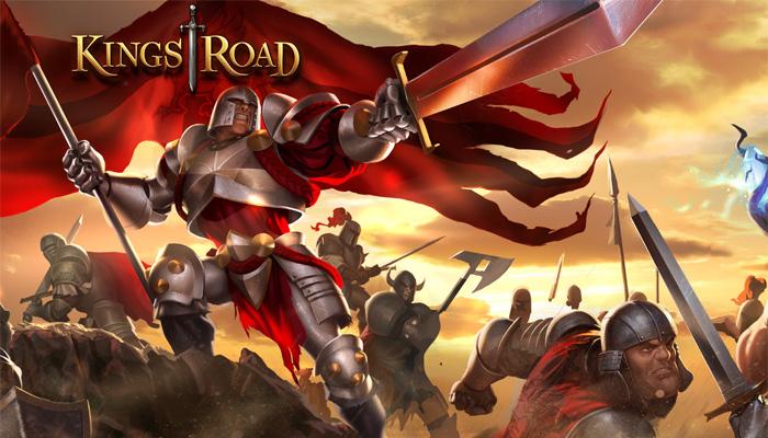 KingsRoad - браузерная онлайн игра