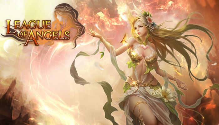Лига ангелов - браузерная игра