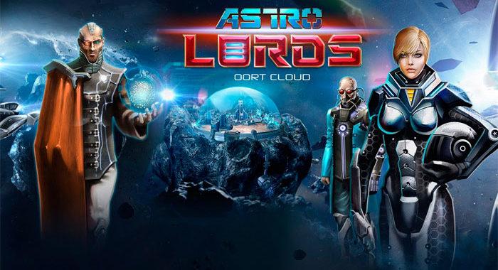 Astrolords - браузерная онлайн игра
