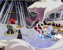 Bleach Online - браузерная аниме игра