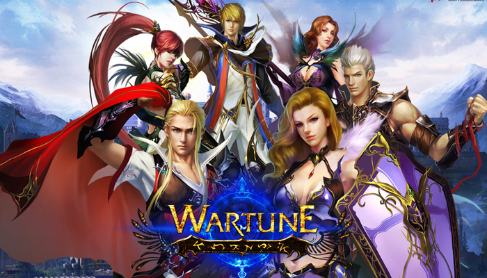 Wartune - браузерная онлайн игра
