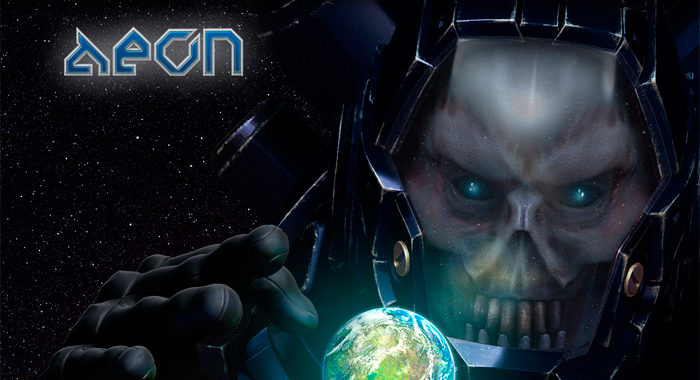 Aeon: Cryohazard - браузерная космическая стратегия