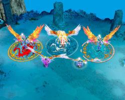 Поднебесная - клиентская MMORPG в стиле аниме: обзор, видео, геймплей